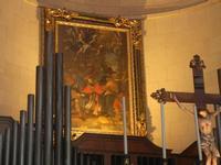 all'interno della Chiesa Madre - centro storico - 9 settembre 2012  - Marsala (401 clic)