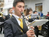 Settimana della Musica - sfilata delle bande musicali - 29 aprile 2012  - San vito lo capo (427 clic)