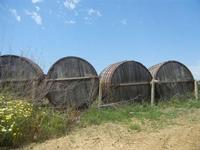 SIRIGNANO - Agriturismo - vecchie botti - 1 maggio 2012  - Monreale (800 clic)