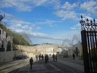 luminarie per la Festa del SS. Crocifisso - 22 aprile 2012  - Calatafimi segesta (538 clic)