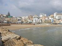 la città vista dalla passeggiata sul mare - 25 marzo 2012  - Marinella di selinunte (577 clic)