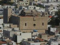 Santuario - Chiesa fortezza dedicata a San Vito - 18 agosto 2012  - San vito lo capo (269 clic)