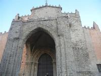 il portale del Duomo - 25 aprile 2012  - Erice (480 clic)