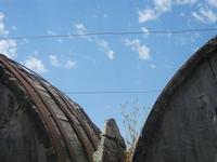 SIRIGNANO - Agriturismo - vecchie botti - particolare - 1 maggio 2012  - Monreale (757 clic)