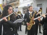 Settimana della Musica - sfilata delle bande musicali - 29 aprile 2012  - San vito lo capo (344 clic)