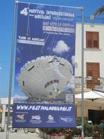 4° Festival Internazionale degli Aquiloni - 24 maggio 2012  - San vito lo capo (283 clic)
