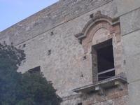 ruderi - ruderi del paese distrutto dal terremoto del gennaio 1968 - 29 agosto 2012  - Poggioreale (662 clic)