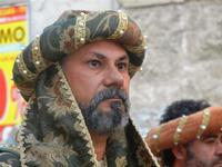 Corteo Rievocazione Storica dell'investitura a 1° Principe della Città di Carlo d'Aragona e Tagliavia - 26 maggio 2012  - Castelvetrano (473 clic)