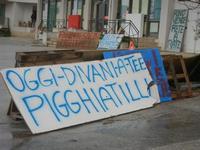 cartelli saldi e sconti - 5 febbraio 2012  - Santa ninfa (1347 clic)