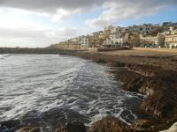 case sulla spiaggia invasa dalle alghe 8 gennaio 2012  - Marinella di selinunte (405 clic)