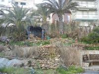 Primo Presepe artistico 8 gennaio 2012  - Marinella di selinunte (527 clic)