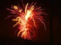 spettacolo pirotecnico - festeggiamenti in onore di Maria SS. dei Miracoli - 21 giugno 2012  - Alcamo (244 clic)