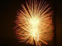 spettacolo pirotecnico - festeggiamenti in onore di Maria SS. dei Miracoli - 21 giugno 2012  - Alcamo (233 clic)