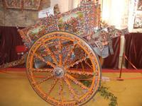 Mostra Ceto dei Cavallari - aspettando la Festa del SS. Crocifisso - 22 aprile 2012  - Calatafimi segesta (489 clic)