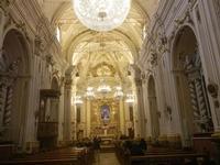 Chiesa del SS. Crocifisso - interno - 22 aprile 2012  - Calatafimi segesta (1596 clic)
