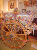 Mostra Ceto dei Cavallari - aspettando la Festa del SS. Crocifisso - 22 aprile 2012  - Calatafimi segesta (538 clic)