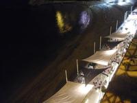 Cala Petrolo - locale e spiaggia  - 13 luglio 2012  - Castellammare del golfo (278 clic)