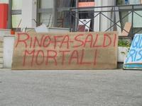 cartello saldi - 5 febbraio 2012  - Santa ninfa (467 clic)