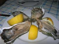 ostriche - Frutti di Mare da Giovanni - 3 luglio 2012  - Balestrate (713 clic)