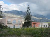cime dei monti innevate - 12 febbraio 2012  - Buseto palizzolo (452 clic)
