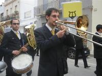Settimana della Musica - sfilata delle bande musicali - 29 aprile 2012  - San vito lo capo (377 clic)