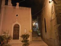 Chiesa di Maria SS. Annunziata e via Discesa Annunziata - 6 settembre 2012  - Castellammare del golfo (981 clic)