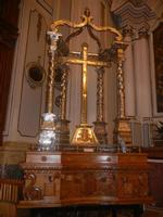 Chiesa del SS. Crocifisso - interno - 22 aprile 2012  - Calatafimi segesta (466 clic)