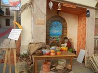 Primo Presepe artistico  lu piscaturi - 8 gennaio 2012  - Marinella di selinunte (1366 clic)