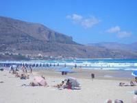 Spiaggia Plaja - 27 agosto 2012  - Castellammare del golfo (247 clic)