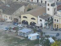 panorama dal Belvedere - Cala Marina - 1 giugno 2012  - Castellammare del golfo (257 clic)