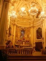 Chiesa del SS. Crocifisso - interno - 22 aprile 2012  - Calatafimi segesta (480 clic)
