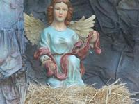 Primo Presepe artistico 8 gennaio 2012  - Marinella di selinunte (618 clic)