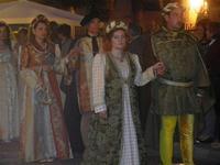 Il Corteo Storico di S. Rita - 19 maggio 2012  - Castellammare del golfo (332 clic)