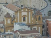 panorama dal Belvedere - Chiesa Madre - 1 giugno 2012  - Castellammare del golfo (374 clic)