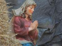 Primo Presepe artistico 8 gennaio 2012  - Marinella di selinunte (868 clic)