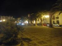 Piazza Petrolo a sera  - 13 luglio 2012  - Castellammare del golfo (312 clic)