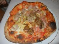 Pizza alla Contadina - La Lanterna - 12 maggio 2012  - Alcamo marina (1235 clic)