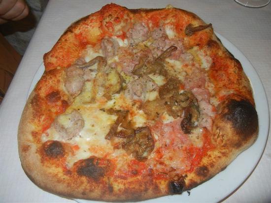 Pizza alla Contadina - ALCAMO MARINA - inserita il 27-Nov-14