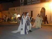 Il Corteo Storico di S. Rita - 19 maggio 2012  - Castellammare del golfo (1413 clic)