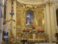 Chiesa del SS. Crocifisso - interno - 22 aprile 2012  - Calatafimi segesta (426 clic)