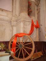 Mostra Ceto dei Cavallari - aspettando la Festa del SS. Crocifisso - 22 aprile 2012  - Calatafimi segesta (451 clic)