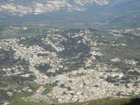 panorama di Valderice dal Monte Erice (1505 clic)