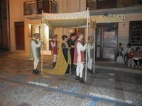 Il Corteo Storico di S. Rita - 19 maggio 2012  - Castellammare del golfo (356 clic)