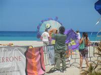 4° Festival Internazionale degli Aquiloni - 24 maggio 2012  - San vito lo capo (251 clic)
