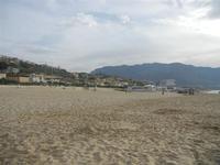 Zona Battigia - spiaggia, case sul lungomare ed in collina - 9 giugno 2012  - Alcamo marina (302 clic)