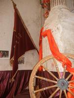 Mostra Ceto dei Cavallari - aspettando la Festa del SS. Crocifisso - 22 aprile 2012  - Calatafimi segesta (498 clic)