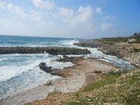 mare in tempesta all'Isulidda - 8 aprile 2012  - Macari (502 clic)