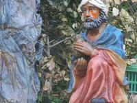 Primo Presepe artistico 8 gennaio 2012  - Marinella di selinunte (912 clic)