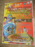 Contrada MATAROCCO - 5ª Rassegna del Folklore Siciliano - 5ª Sagra Saperi e Sapori di . . . Matarocco - 2° Festival Internazionale del Folklore - la locandina - 5 agosto 2012  - Marsala (398 clic)