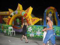 Spiaggia Plaja - ludoteca - 15 luglio 2012  - Castellammare del golfo (295 clic)